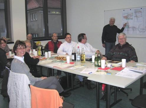 LNV-Arbeitskreissitzung