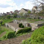 Langenburg neue Mauern, Foto: R. Wolf