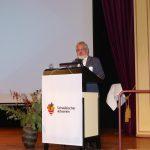 Vizepräsident Schönherr eröffnet den Naturschutztag, Foto: S. Wächter
