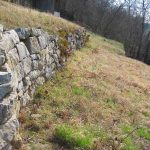 Trockenmauer, Foto: W. Breuninger